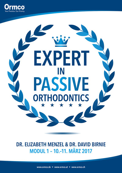 Expert in Passive Orthodontics
